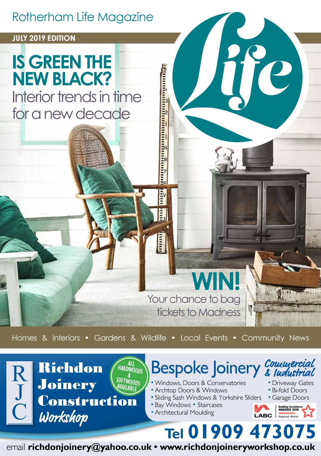 Rotherham life magazine july 2019 by life publications issuu - Gyms in rotherham with swimming pools ...