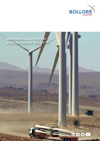 Power Africa E-brochure_EN by Bolloré Logistics - issuu