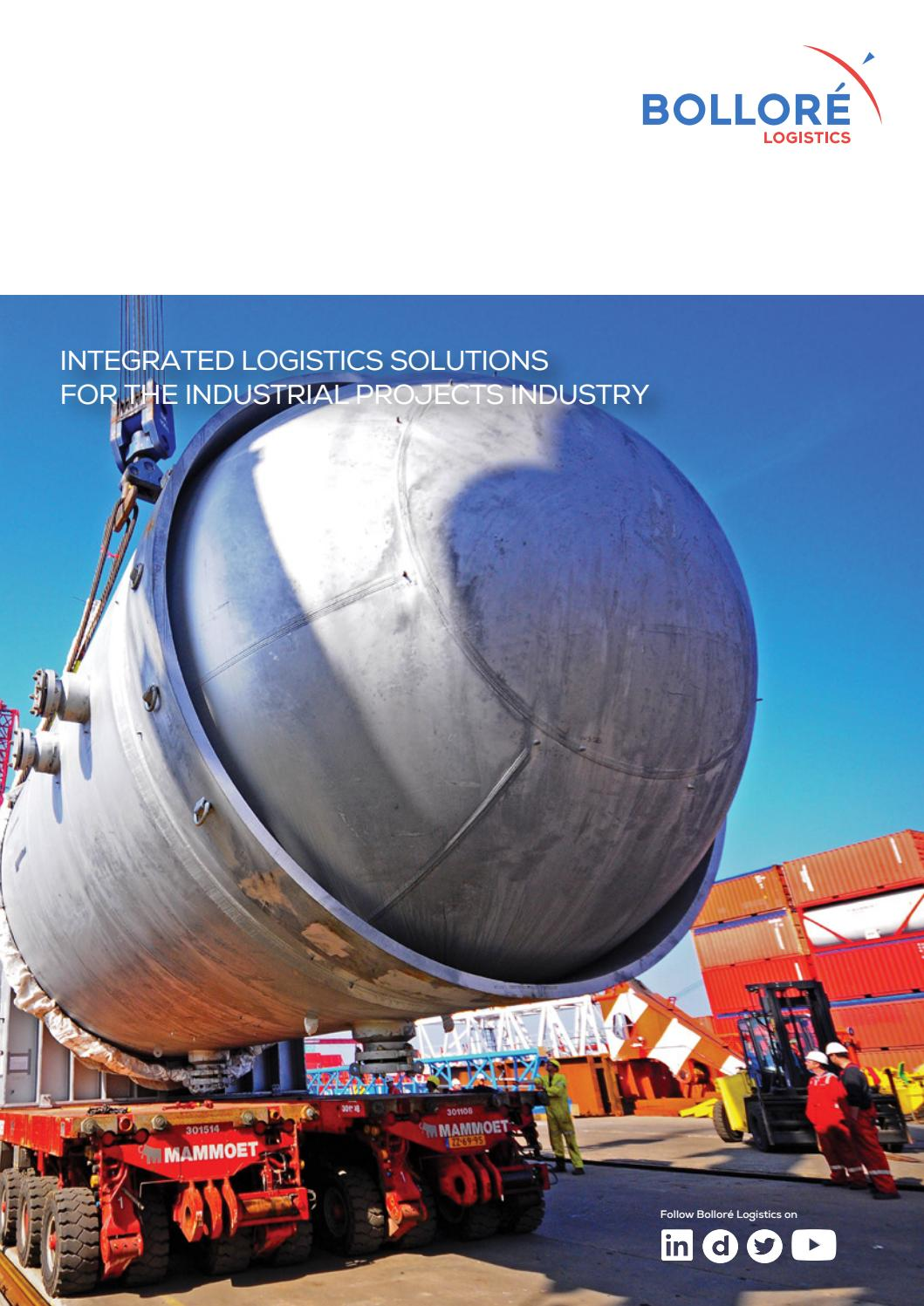 Industrial Projects E-brochure_EN by Bolloré Logistics - issuu