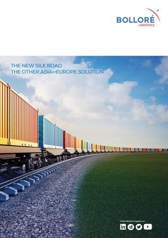 Rail E-brochure 2018 - EN by Bolloré Logistics - issuu