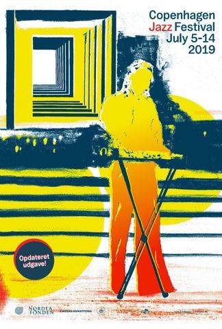 d730a2c8 Copenhagen Jazz Festival 2019 – Officielt program by Copenhagen Jazz ...