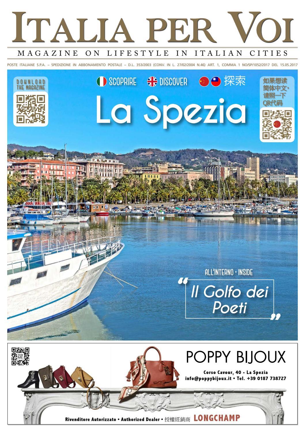 Italia Per Voi La Spezia 2019 By Italia Per Voi Issuu