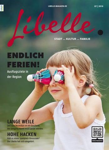 Libelle Juli 2019 By Libelle Stadt Kultur Familie Issuu