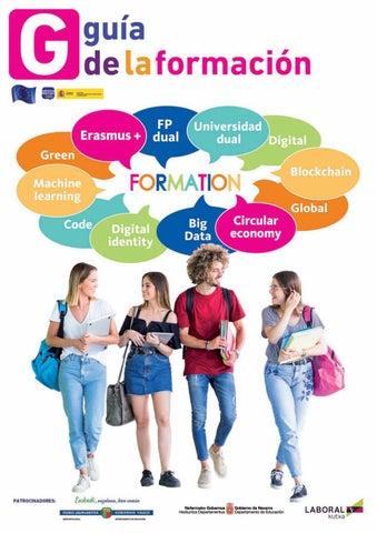 Guía De La Formación 2019 By Europe Digital Hub Issuu