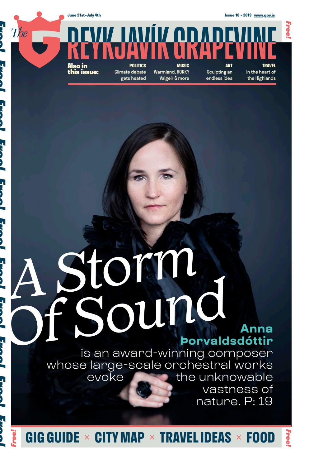 Issue 10 2019 By Reykjavik Grapevine Issuu