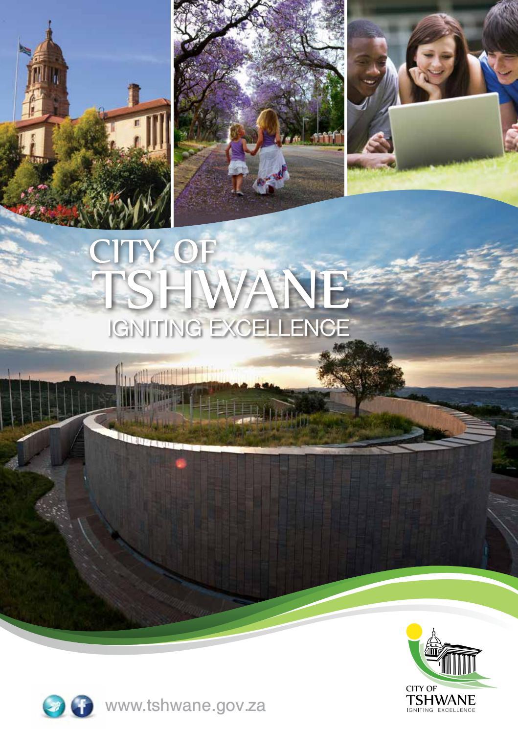 City of Tshwane 2022 by 3S Media Issuu