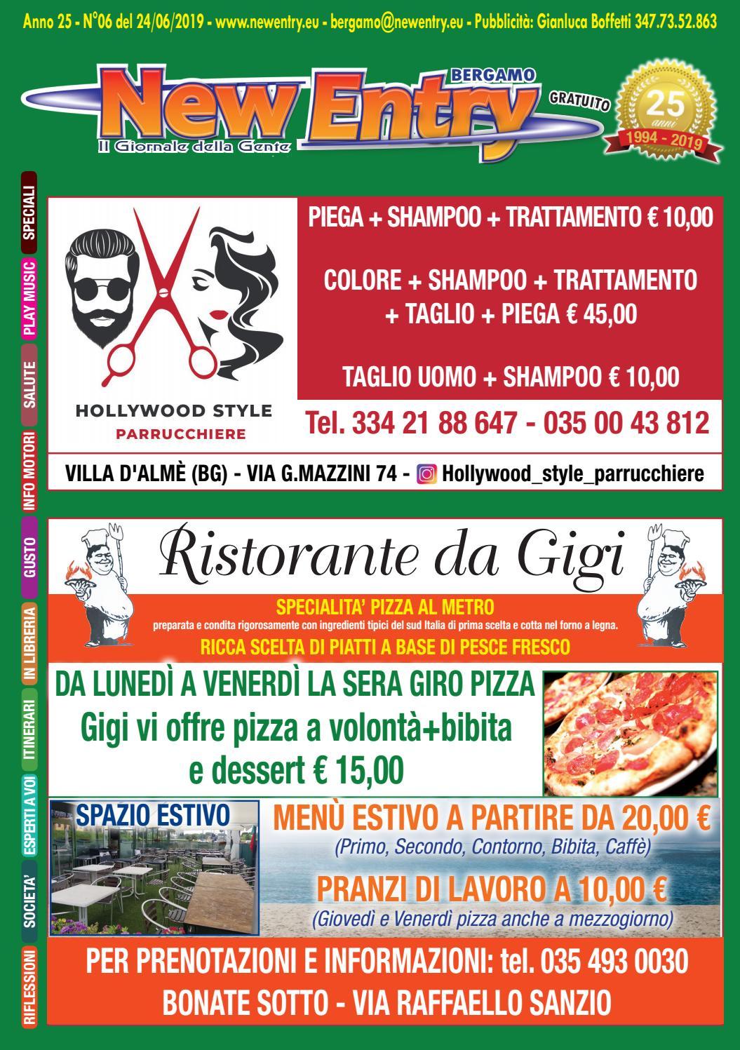 Offerte Lavoro Fotografo Bergamo new entry - il giornale della gente - edizione di bergamo