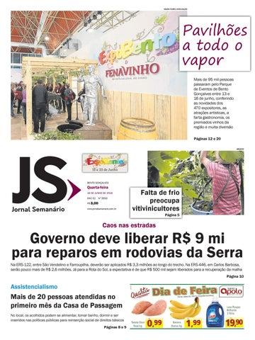 b59c6e8b2 Jornal Semanário – 19 de junho de 2019 – ano 52 – nº 3550 – Jornal ...