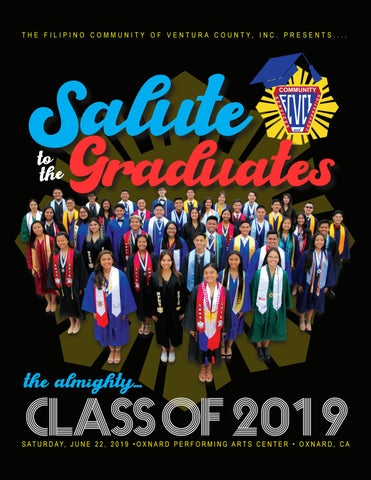 FCVCI Salute to the Graduates '19 by Noah Ratley - issuu