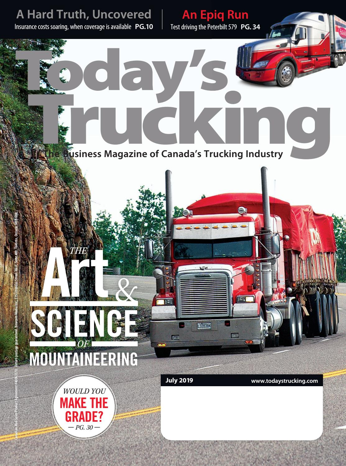 Today's Trucking July 2019 by Annex Business Media - issuu