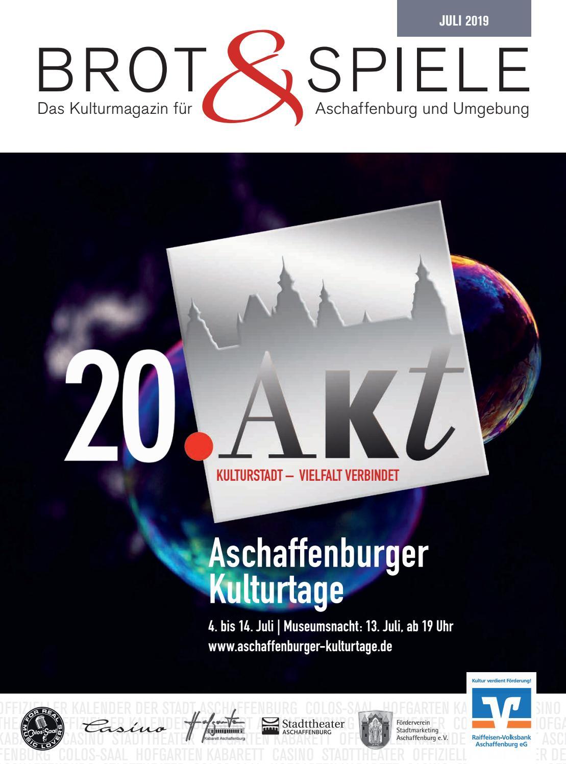Brot Spiele 07 2019 By Morgenwelt Verlag Issuu