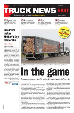 Truck News - East July 2019 by Annex Business Media - issuu