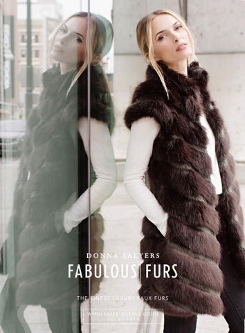c37fb5370 DSFF Wholesale Buying Guide 2019|2020 by Donna Salyers Fabulous-Furs ...