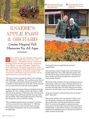 Page 16 of Knaebe's Apple Farm & Orchard