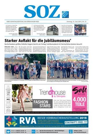 SonntagsZeitung Nördlingen KW 25 19 by WochenZeitung