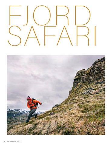 Page 68 of Fjord Safari