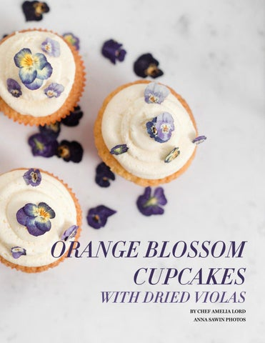 Page 101 of Orange Blossom Cupcakes with Dried Violas