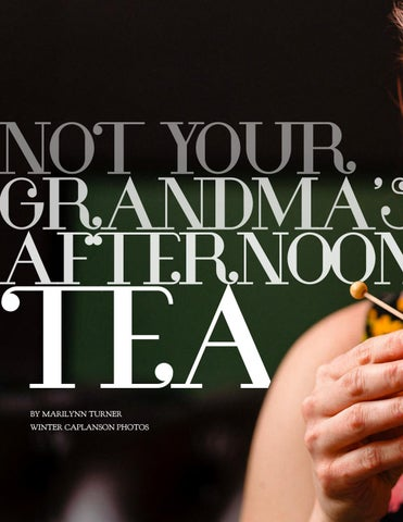 Page 18 of Not Your Grandma's Afternoon Tea
