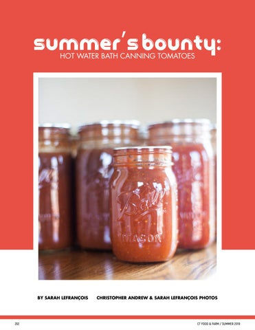 Page 202 of Summer's Bounty: Hot Water Bath Canning Tomatoes