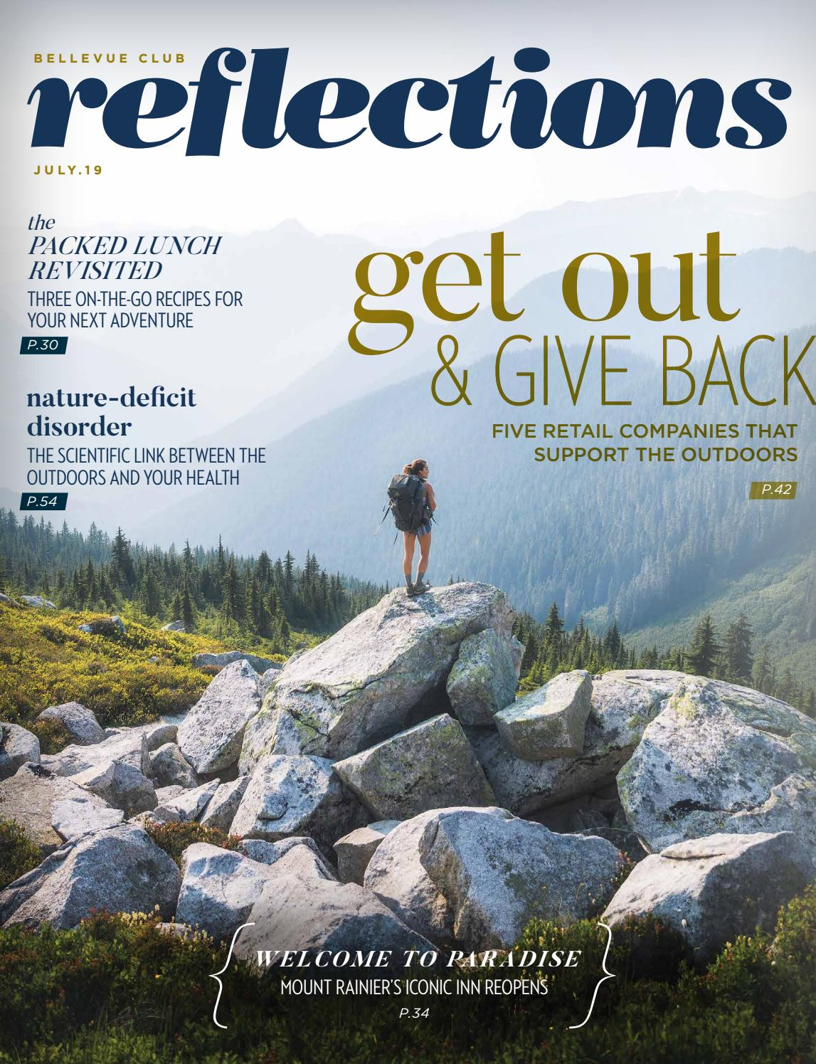 Reflections: July 2019 by Bellevue Club - issuu