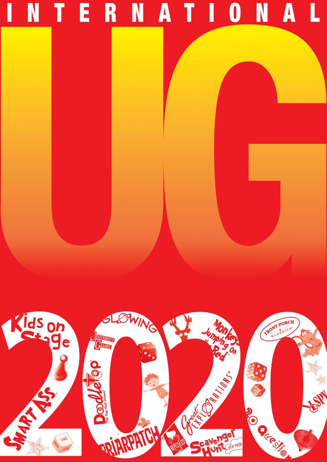 The Scholastic USA Game Tin University Games 00704