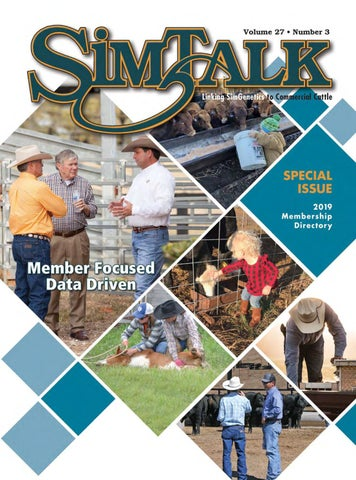 cb2153064 Membership Directory 2019 by American Simmental Publication, Inc - issuu