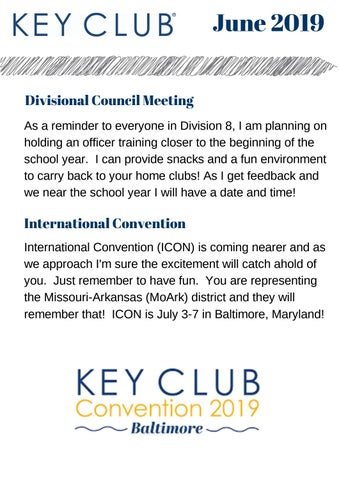 Division 8 June by Mo-Ark Key Club District - issuu