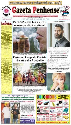 8fde93e908 Gazeta Penhense edição 2408 - 22 a 29/07/2019 by Marcelo Cantero - issuu