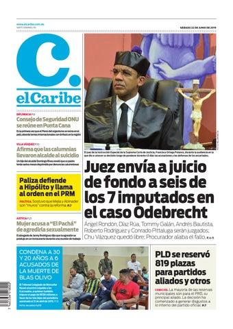 34c654a5a elCaribe by Multimedios del Caribe - issuu