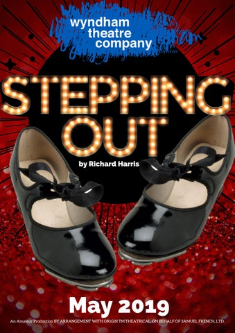 Stepping Out Program By Stagerumours Issuu