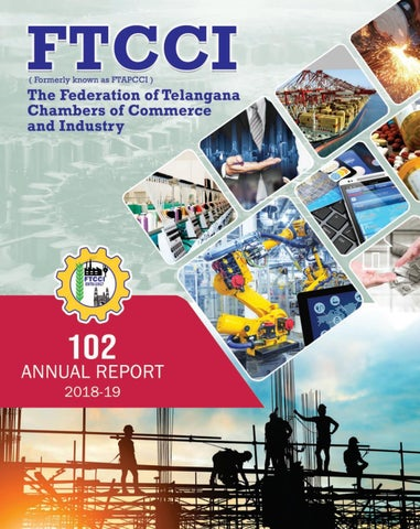 FTCCI Annual Report 2019 by FTCCI - issuu