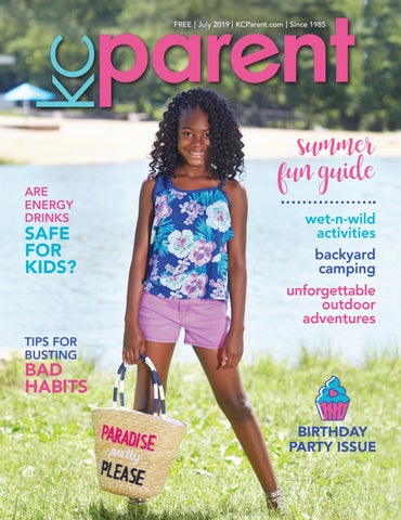 KC Parent Magazine July 2019