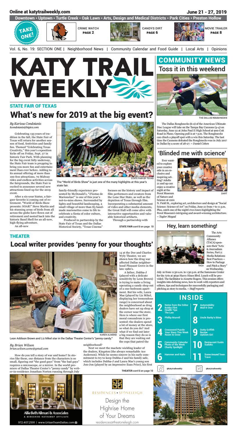 KTW 06-21-19 by Katy Trail Weekly - issuu