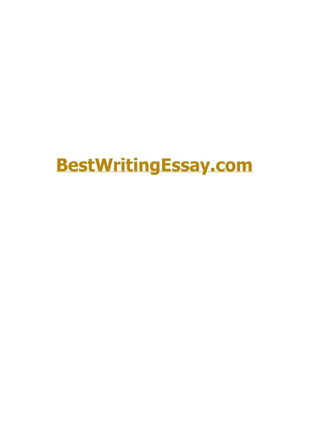 Examples Of Persuasive Essays For High School  Help With Essay Papers also How To Write A Proposal Essay Paper Good Money Management Essay By Danielgzuv  Issuu How To Write An Essay For High School