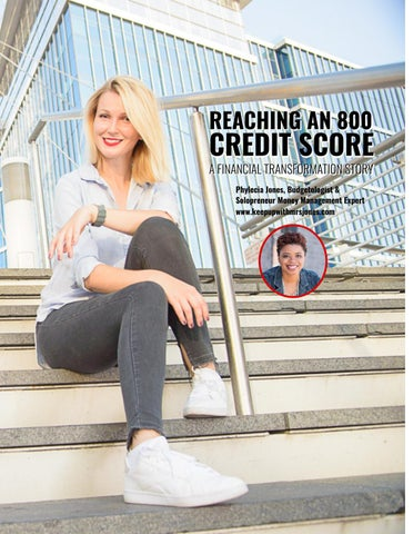 Page 12 of Reaching an 800 Credit Score: A Financial Transformation Story