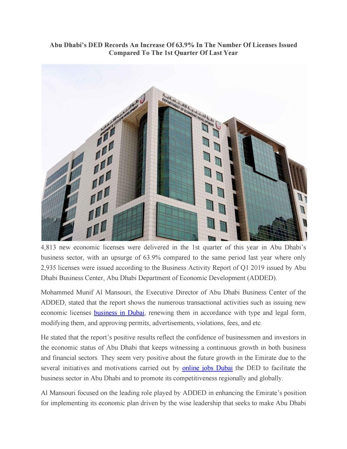 Dubai Vacancies by dayof dubai - issuu