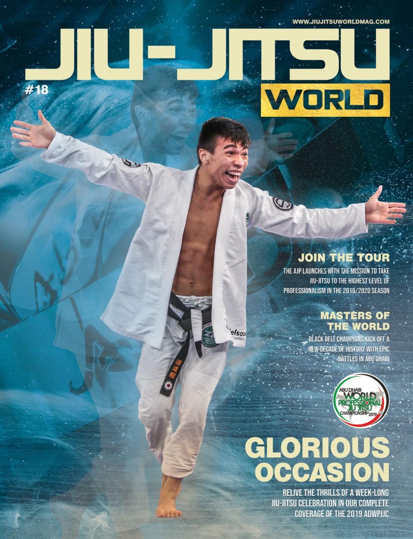 Jiu-Jitsu World #18 - Glorious Occasion by Jiu-Jitsu World