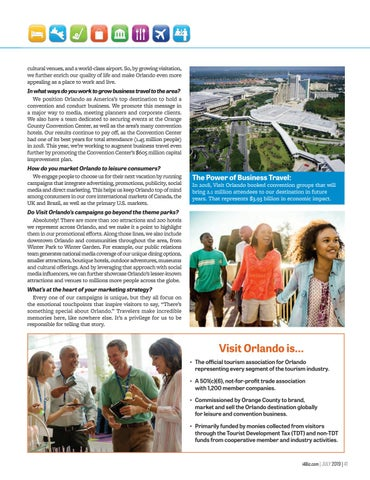 Page 43 of Visit Orlando - Representing Our Entire Region