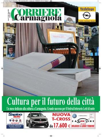 44c60b15942b Corriere di Carmagnola - Giugno 2019 by Corriere di Carmagnola - issuu