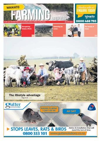 Waikato Farming Lifestyles, June 2019 by Integrity Community Media