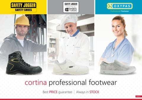 Schoenen: Safety Jogger by WorkwearinStyle issuu
