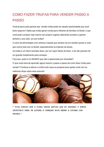 Como fazer trufas douradas investments investment products that are available and the types of institutions that sell them