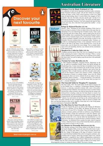 Page 2 of Australian Literature