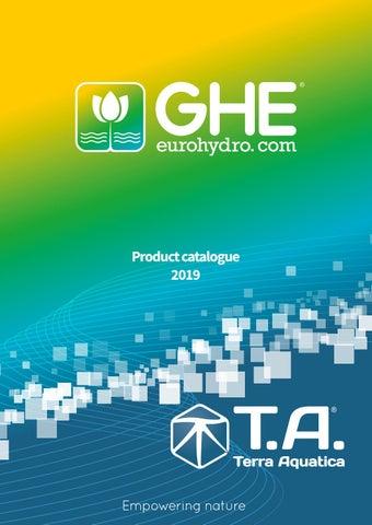 GHE - Terra Aquatica English catalogue 2019 by General