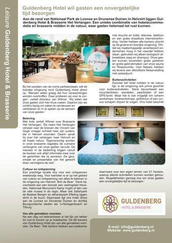 Page 5 of Gastvrij personeel en een oase van rust