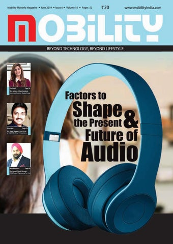 Mobility Monthly Magazine June 2019 by Mobility india - issuu