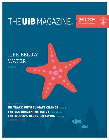 The UiB Magazine 2019/2020 by Universitetet i Bergen - issuu