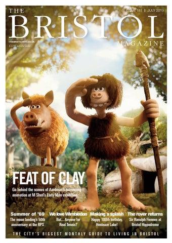 The Bristol Magazine July 2019 by MC Publishing Limited - issuu