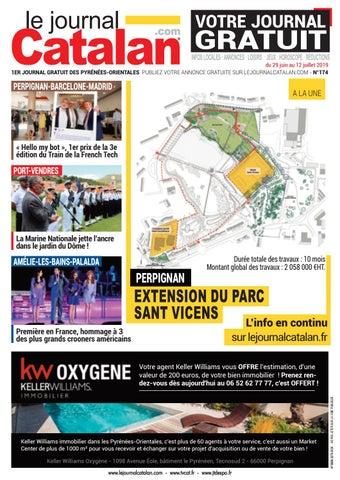 Journal Orientales Le Des By Pyrénées Magazine N°174 Catalan 1er lFKJT1c