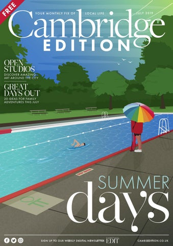 Cambridge Edition July 2019 by Bright Publishing - issuu